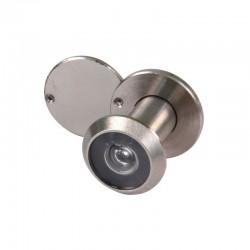 mirilla óptica niquel satinado adaptable a varias medidas de puertas